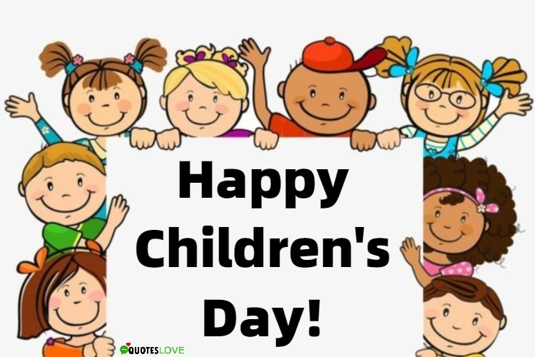 Happy Children's Day 2019 Images