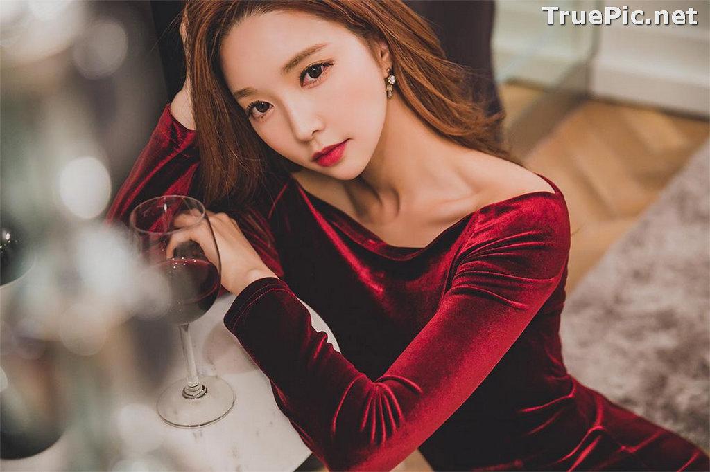 Image Korean Beautiful Model – Park Soo Yeon – Fashion Photography #12 - TruePic.net - Picture-35