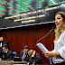 """""""Faltou coragem da bancada governista para aprovação de melhorias para a polícia"""", diz Camila"""