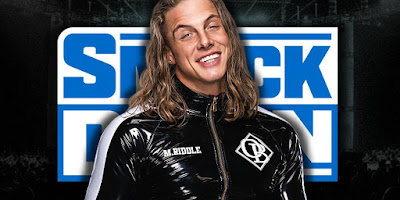 WWE Hypes Matt Riddle's SmackDown Debut For Tonight