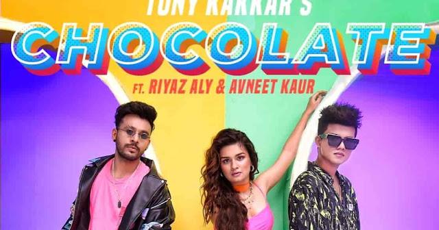 Kudi Tu Chocolate Lyrics :- Tony Kakkar | Riyaz Aly, Avneet Kaur
