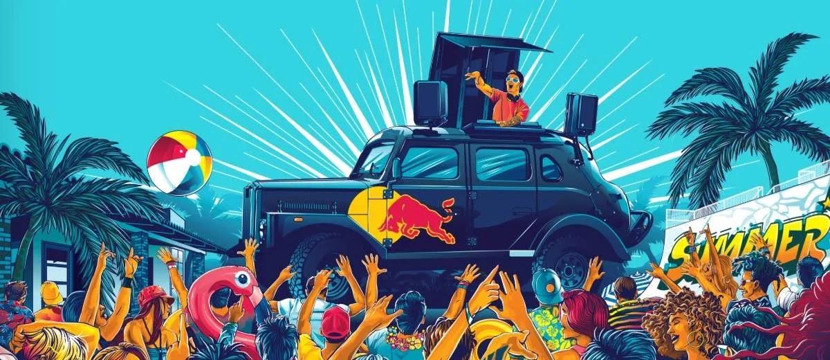 Promoção Red Bull 2020 Ganhe Festa Com Amigos