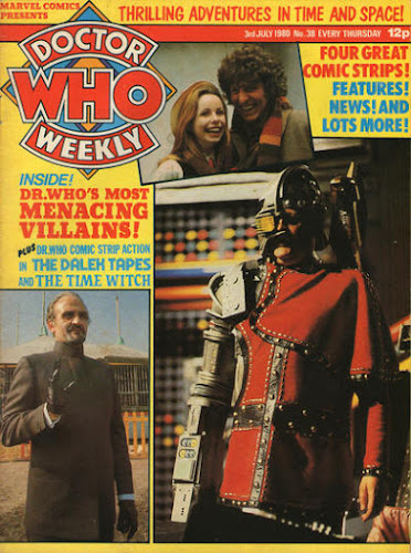 Doctor Who Weekly #38