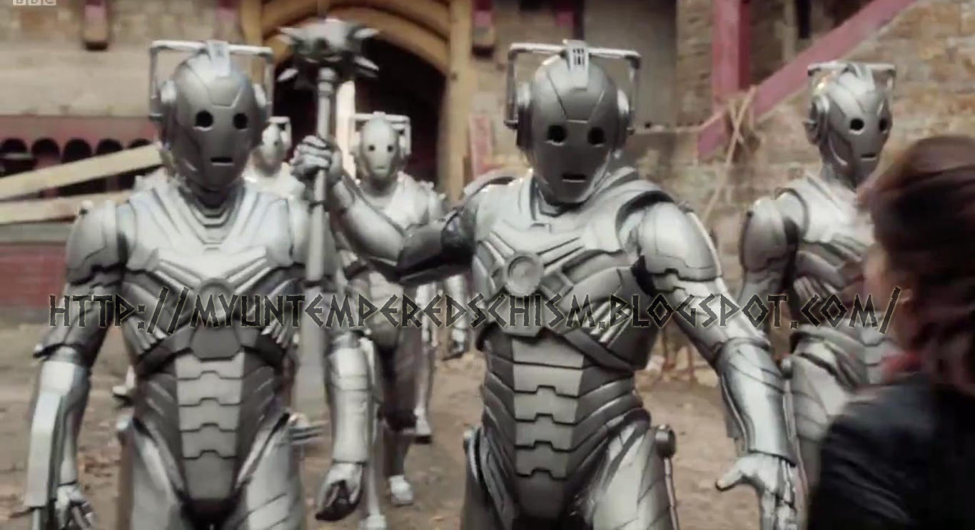 classic cybermen - photo #17