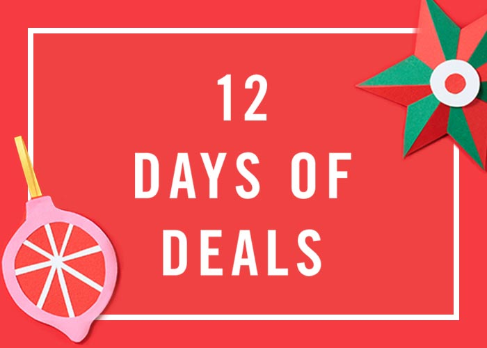 The AVON 2020 Twelve Days Of Deals Online Are Here - Happy Holidays/Christmas