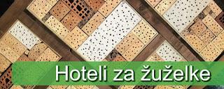 Hoteli za žuželke