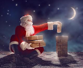 صور بابا نويل الحقيقية