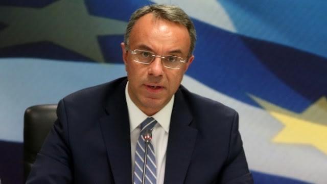 Χρ. Σταϊκούρας: Δεν είναι επιλογή της κυβέρνησης ένα lockdown