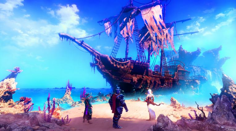 Trine Trilogy PC Full Español