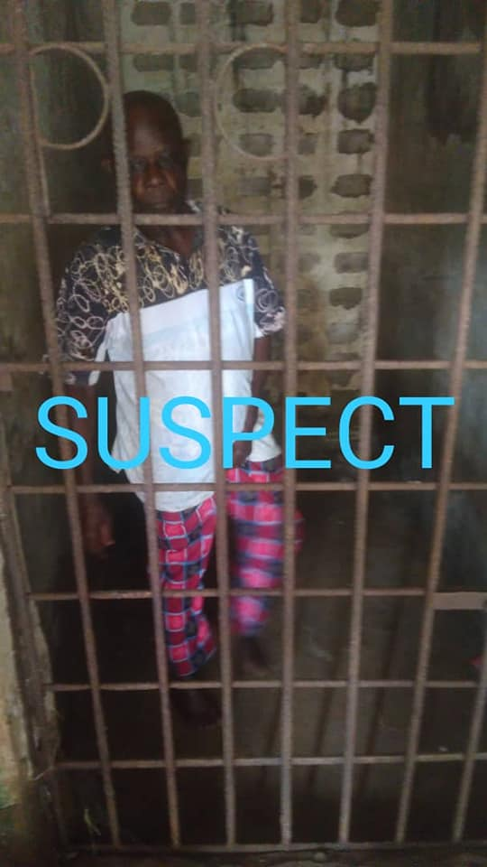 70-year-old man allegedly defiled 5-year-old girl in Imo