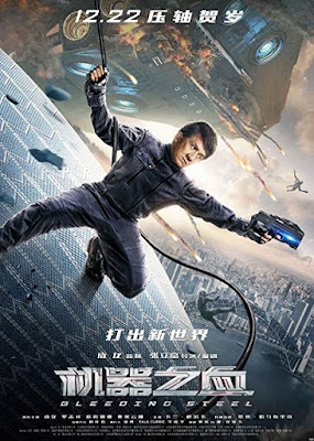Bleeding Steel 2017 720p HDRip 960MB Dual Audio Hindi Cleaned English Full Movie Download Free