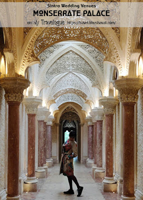 Sintra Wedding Venues Photos Monserrate palace