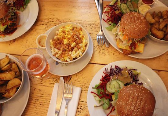 Let it be Berlin burger review