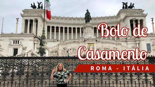 Monumento Nacional a Vitorio Emanuele II em Roma