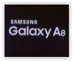 Samsung Galaxy A8 logo