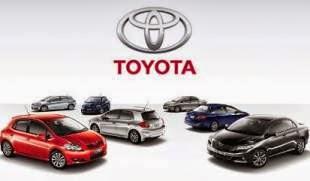 Daftar Jenis Mobil Toyota Terbaru dan Terlengkap 2019