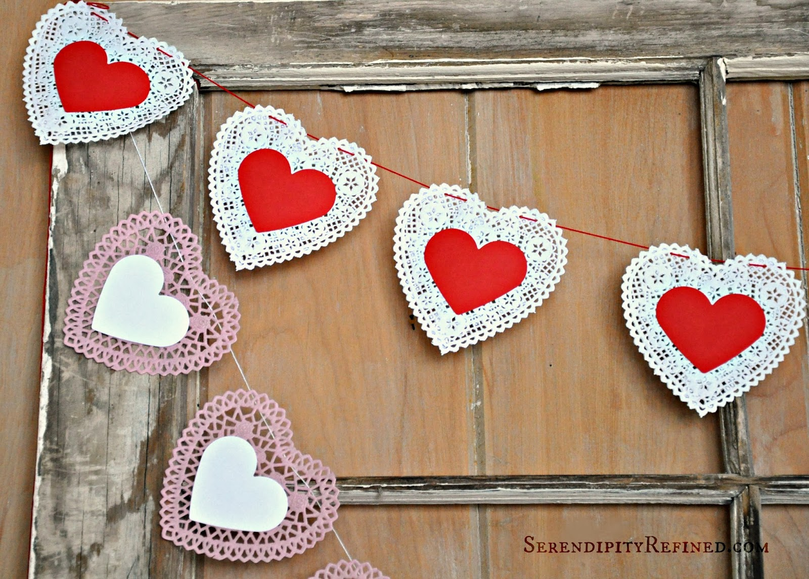 Serendipity Refined Blog: DIY Repurposed Valentine's Day ...