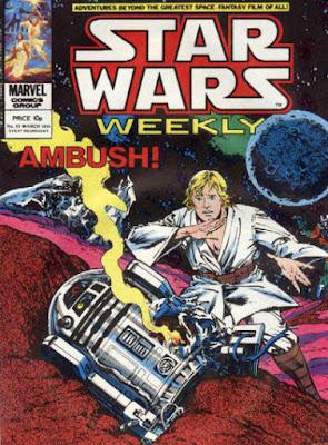 Star Wars Weekly #55