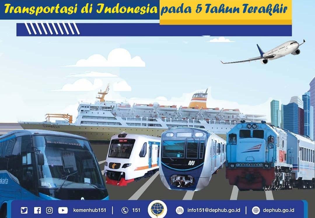 Transportasi Unggul,Indonesia Maju