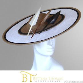 Queen Maxima wore Bettina Thomas hat