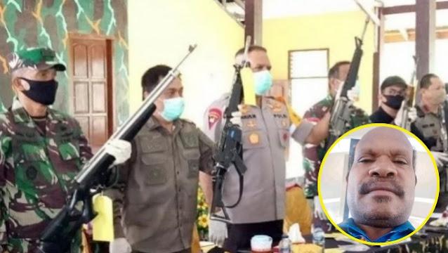 Terungkap Aliran Dana Pembelian Senjata oleh Pendeta Peniel Kogoya, Todong Warga