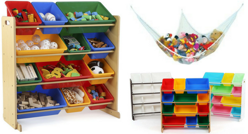 Review Toys Storage