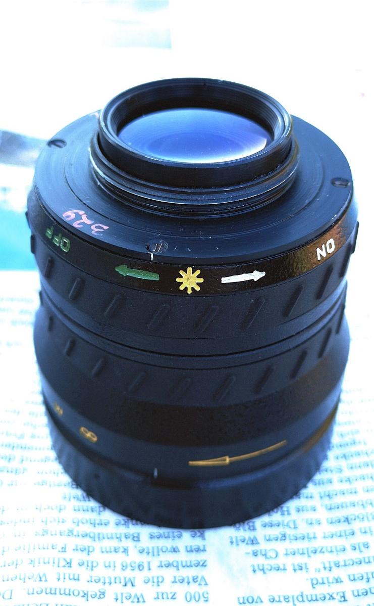#329 Zenit IR 1.5/100 - Objektivvorstellung