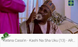 Kwana Casa'in - Kashi Na Sha Uku 13 - AREWA24, kwana casain, kwana 90