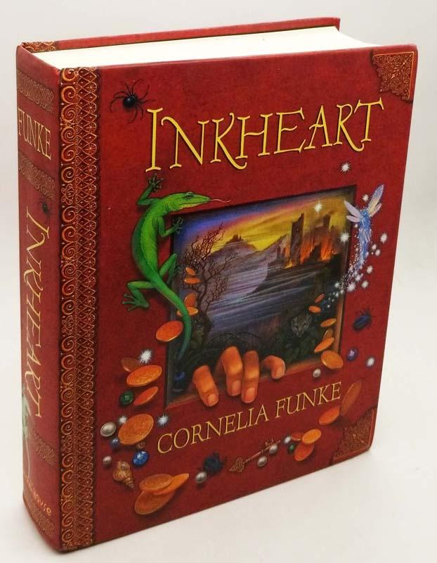 Inkdeath (Inkheart Trilogy, Book 1)
