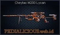 Cheytac M200 Lycan