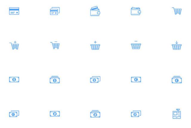 20 Ikon Gratis Serbaguna Free Download