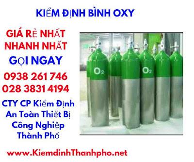 Kiem Dinh Binh Oxy