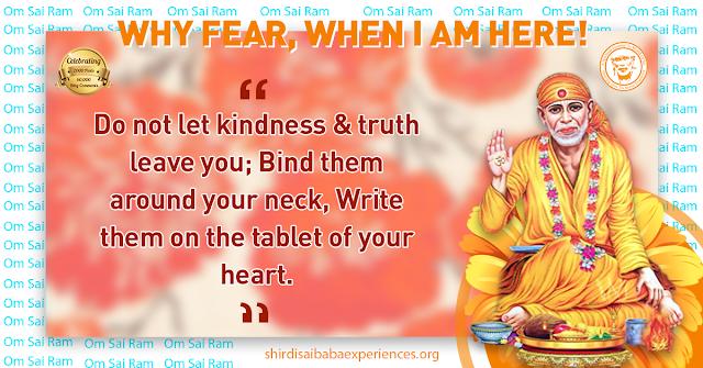 Shirdi Sai Baba Blessings - Experiences Part 2538