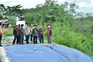 Gubernur Jambi Segera Upayakan Perbaikan Jalan Longsor di Punti Kalo Tebo