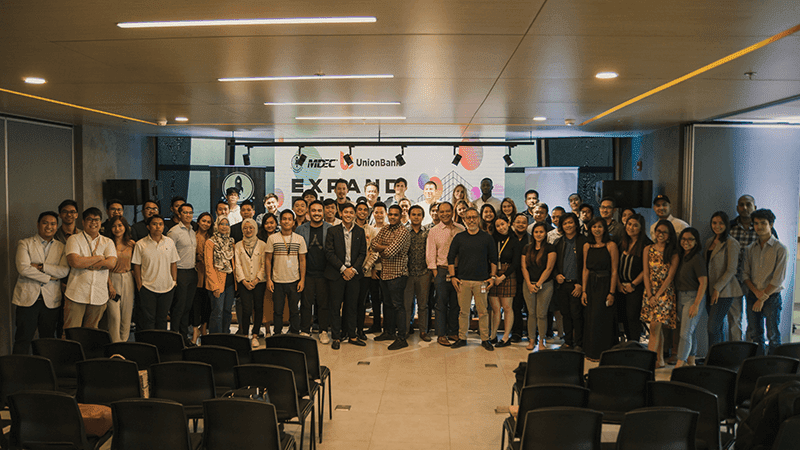All the participants of EXPAND Philippines 2019