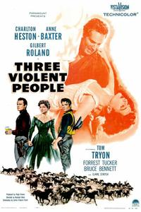 Watch Three Violent People Online Free in HD