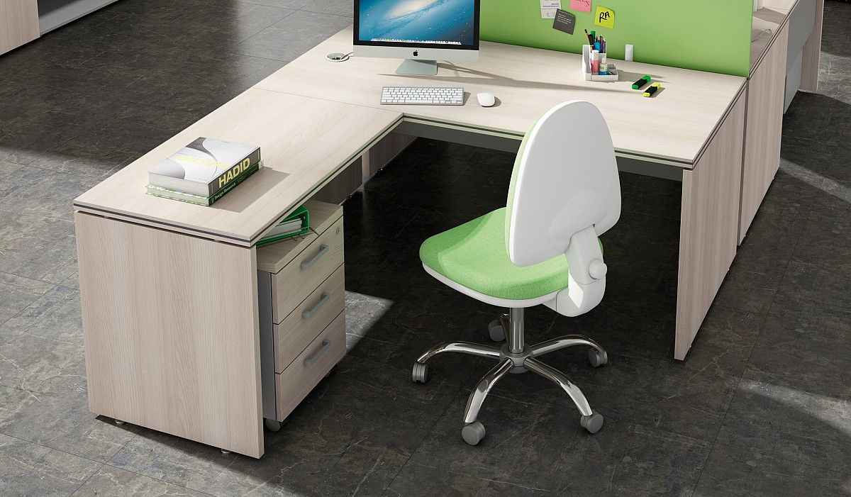 decorar la oficina para ser más productivos