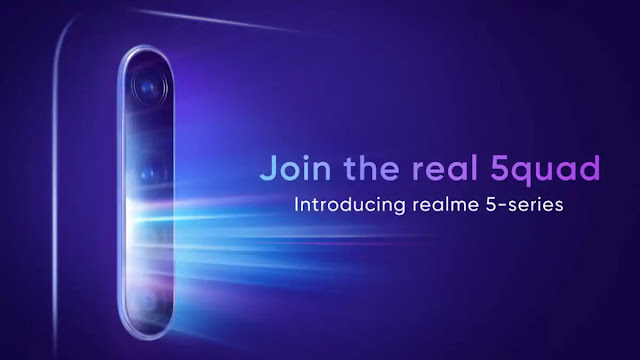 Realme 5 Series Phone India Launch Set for August 20, Flipkart Reveals