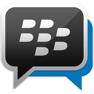 logo bbm android iphone