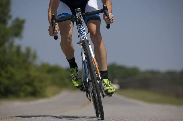 menu latihan bersepeda