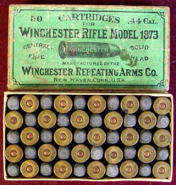 Winchester Original Ammo First Rifle