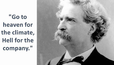 Mark Twain Witty Quotes