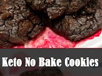 Keto No Bake Cookies