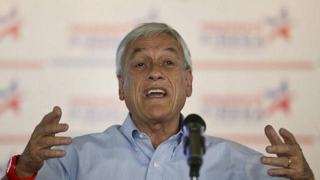 Exclusiva: Piñera promete no bajar la presión sobre Venezuela