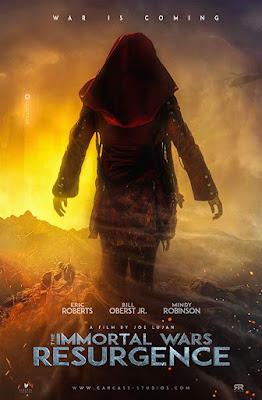 Film The Immortal Wars: Resurgence (2019)