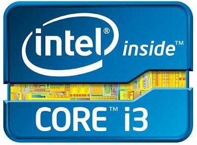 intel core i3 işlemci görseli