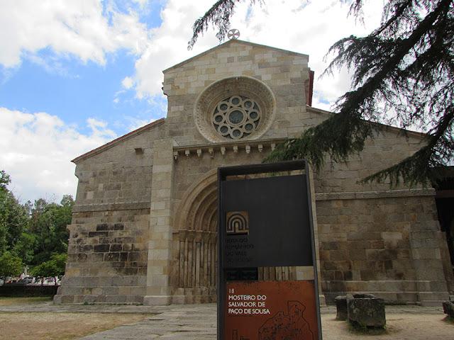 O Mosteiro do Salvador de Paço de Sousa na Rota do Românico