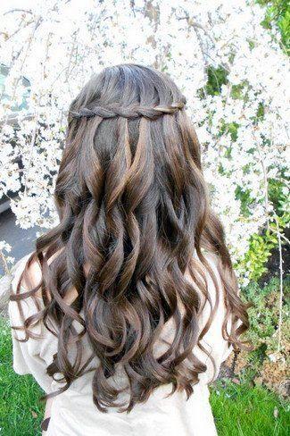 Rambut Panjang Wanita kedua
