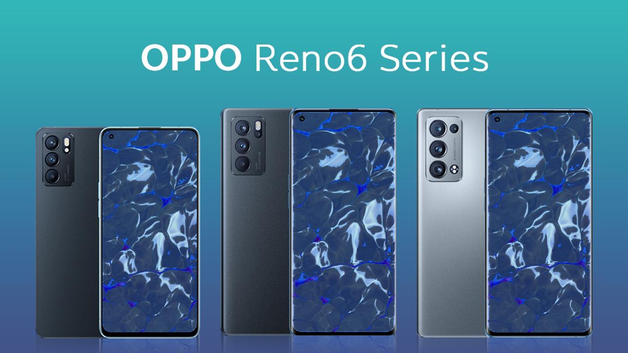 مقارنة قوية ومراجعة بين أجهزة أوبو رينو 6 الجديدة