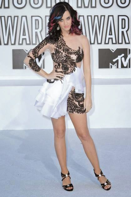 Worst Dressed Singer katy perry
